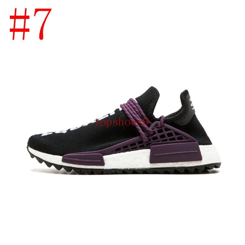 8f5b4c8473fbf 2019 Fashion NMD Human Race Pharrell Williams Running Shoes Holi ...