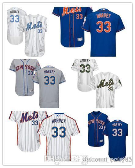 more photos 6a34b 27a1b 2019 Mets Jerseys #33 Matt Harvey Jerseys men#WOMEN#YOUTH#Men s Baseball  Jersey Majestic Stitched Professional sportswear