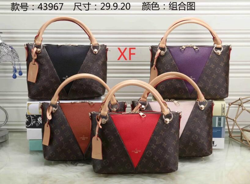 b8b0bb8a9a62 FF Wholesale New Very Many Models Brand Name Fashion PU Or Leather Handbags  Women Famous Designers Tote Shoulder Bags Handbags For Sale Personalized  Bags ...