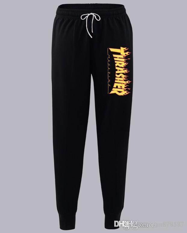 designer Mens pants Mens Luxury Joggers sweatpants Branded Sports pants  Autumn Spring Long Harem Pants hip hop sarouel dance baggy trousers