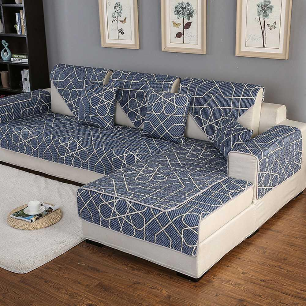 Sectional Couch Covers.High Quality Fashion Cotton Sectional Sofa Cover Four Seasons Universal Sofa Cover Couch Covers For Sofas Cushion Pillowcase