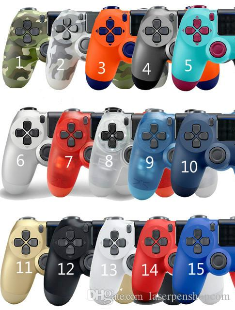 Sale Bluetooth Wireless PS4 Controller for PS4 Vibration Joystick Gamepad  PS4 Game Controller for Sony Play Station