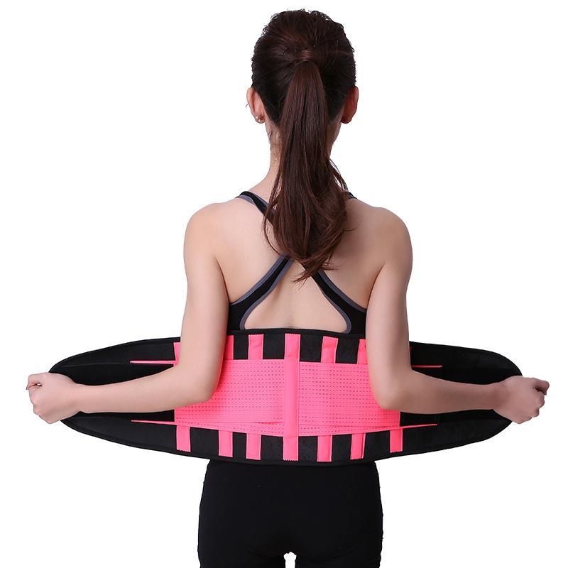 8a5dfae5c78 Adjustable Body Shaper Waist Trainer Belt Steel Boned Corset Women Neoprene  Faja Waist Shaper Corset Waist Trainer Belly Belt Online with  36.68 Piece  on ...
