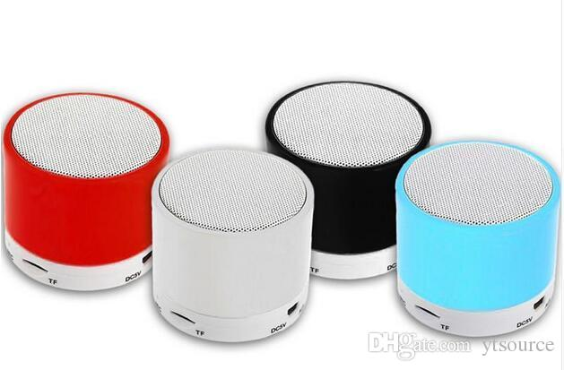 Mini Wireless Bluetooth Speaker Stereo U Disk TF Card Music Radio Portable Outdoor Ride Car Subwoofer Speaker for Mobile Phone