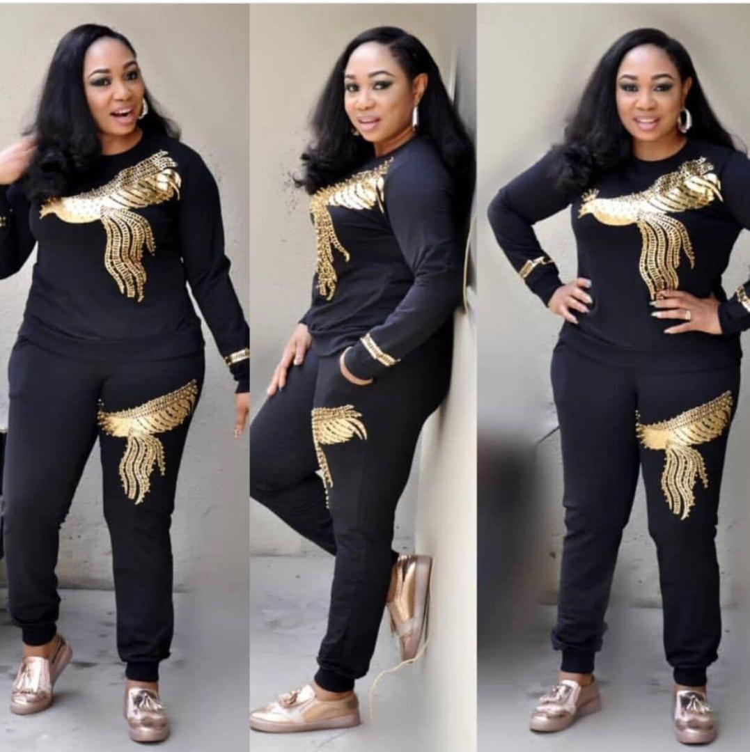 870ac5a660d 2019 New Arrival Spring And Autumn African Women Plus Size Sets M ...