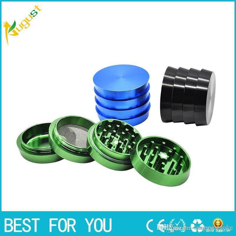 3 Colors Available Towel Shape Aluminum Herb Grinder Tobacco Grinder Spice Crusher Kitchen Grind Tool Hornet Grinder