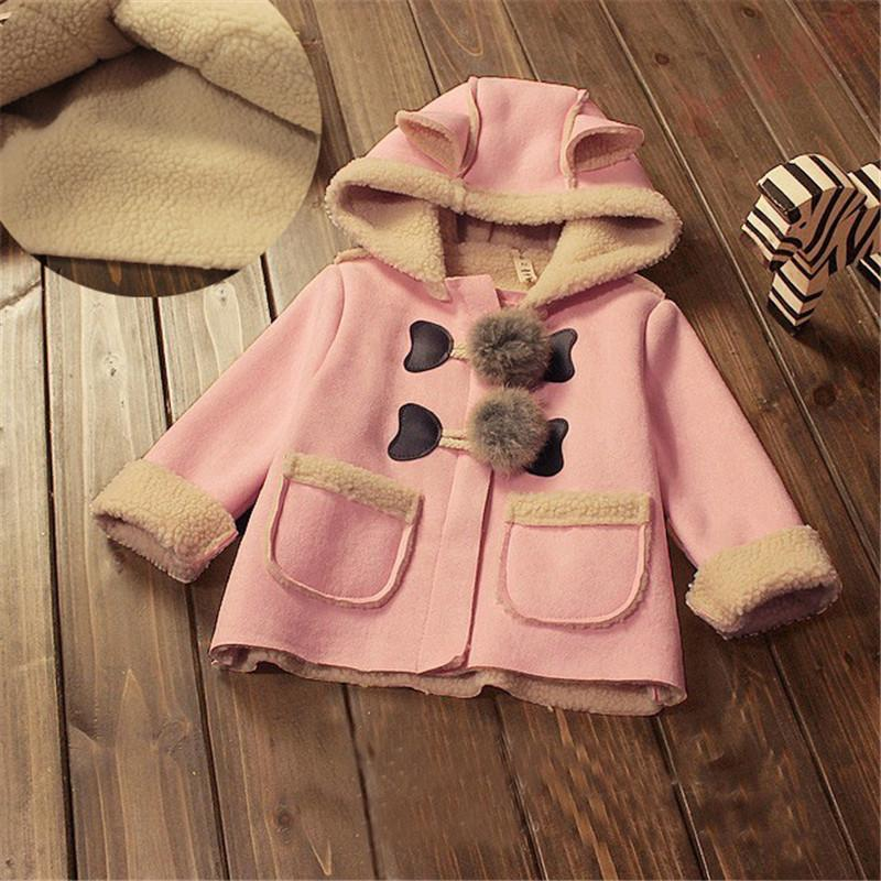 29b802cae Good Quality Baby Coat Boys Girls Fur Jacket Winter Clothes Children  Outerwear Thick Kids Parka Coats Hooded Snowsuit Clothing Boys Lightweight Jacket  Girls ...