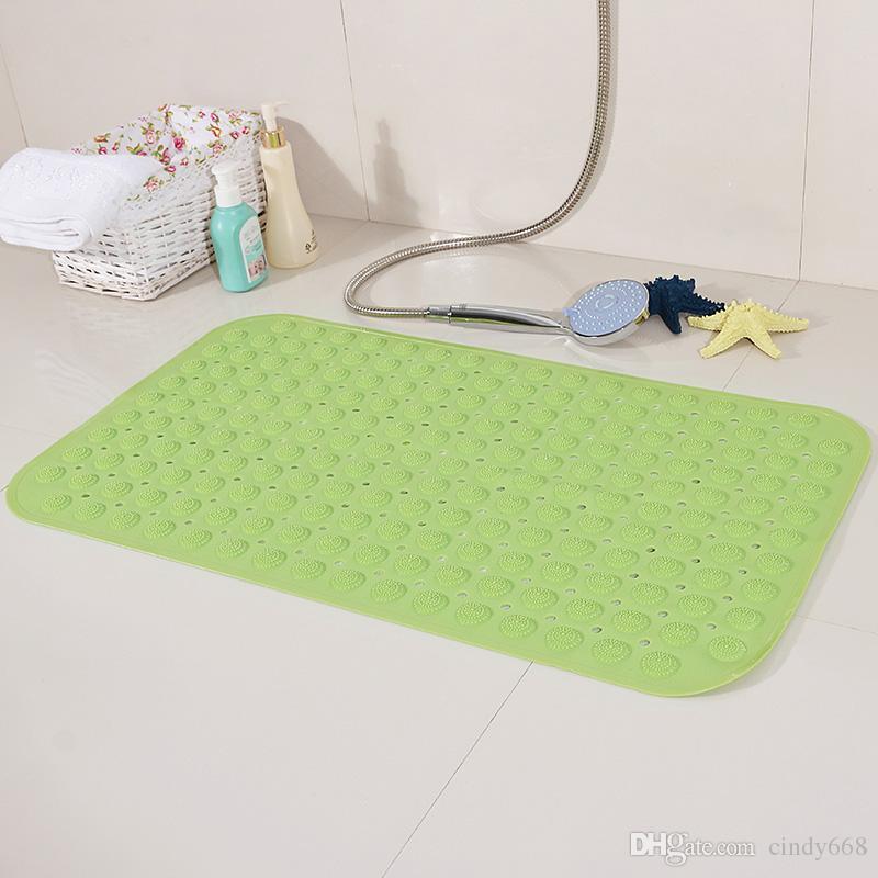 acheter 5 tailles pvc tapis de bain tapis pour toilettes plancher