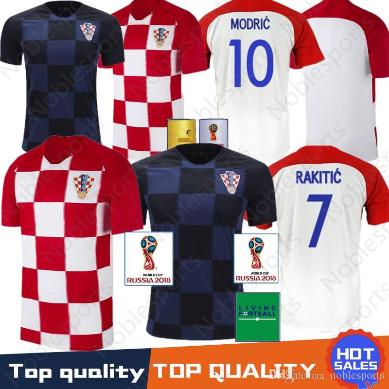 7df82cf83 2018-2018 BEST 10 ModriC 17 MANDZUKIX 20 PJACA 4 PERISIC 8 KOVACIC 9 ...