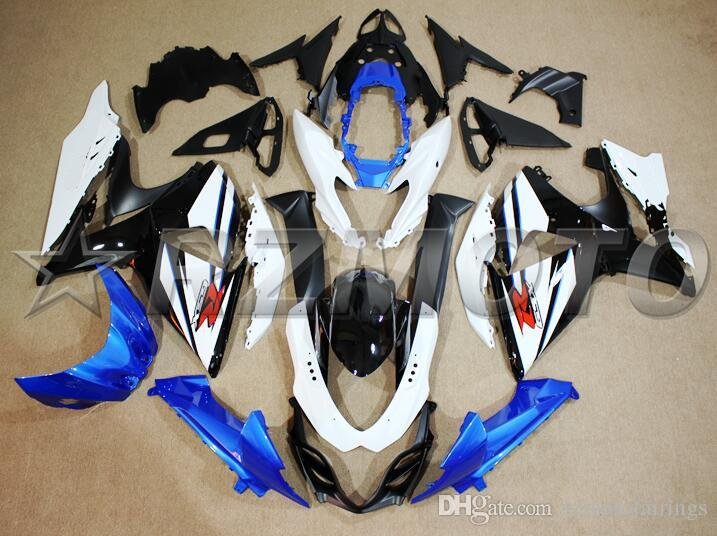 New ABS Injection Mold motorcycle fairings kit Fit for Suzuki GSXR1000 K9 2009-2016 09 10 11 16 GSX-R1000 L2 fairing kits white blue black