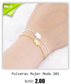 Space Planet Jewelry Stainless Steel Star And Moon Charm Bracelets For Women Gold Silver Chain Pulseras Mujer Moda 2018 Bijoux