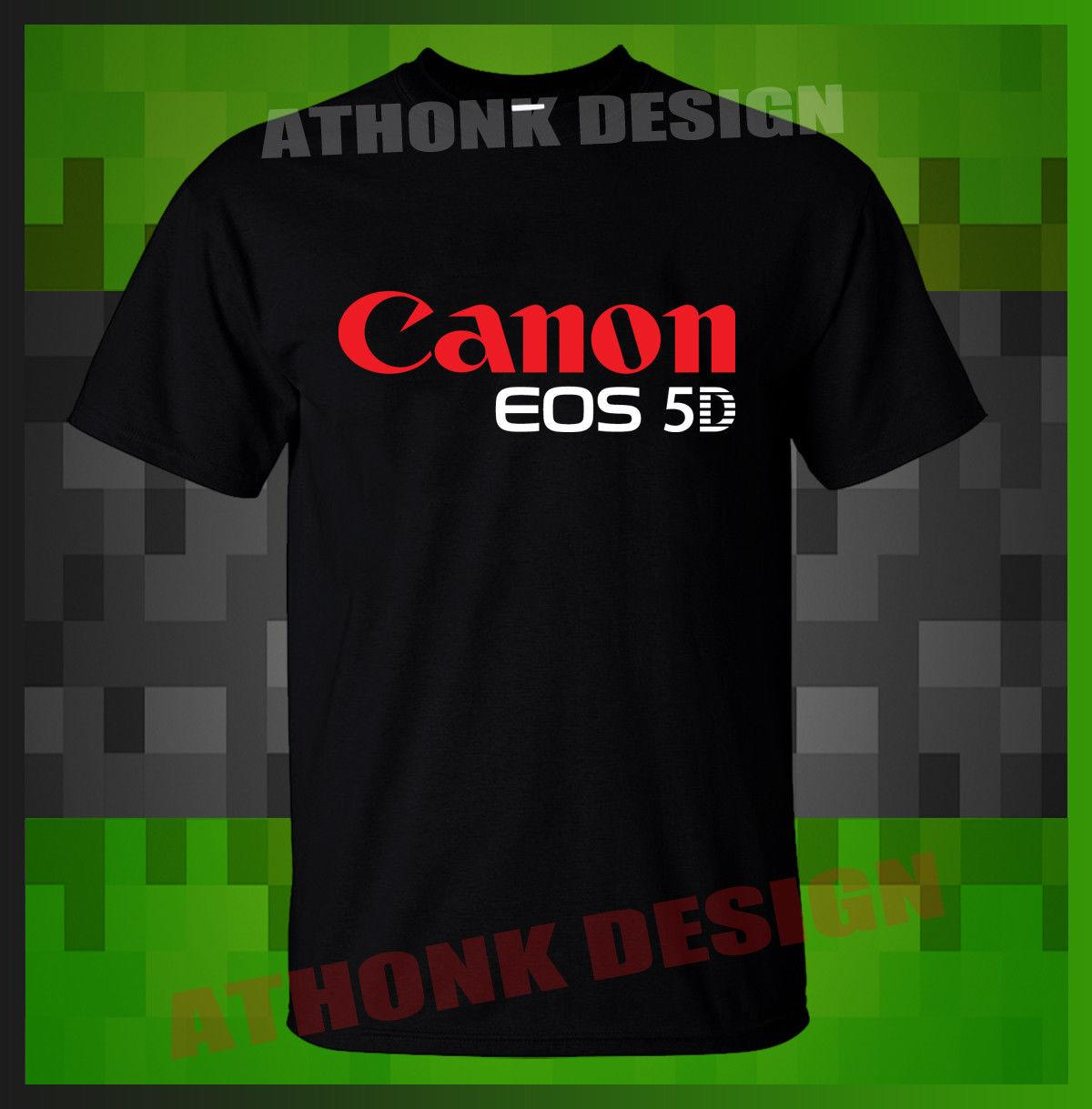 fe6eb0f3b NEW CANON EOS 5D T SHIRT Funny Unisex Casual Tshirt Top Awesome T Shirts  For Men T Shirts Shopping Online From Thebestoree, $12.96| DHgate.Com