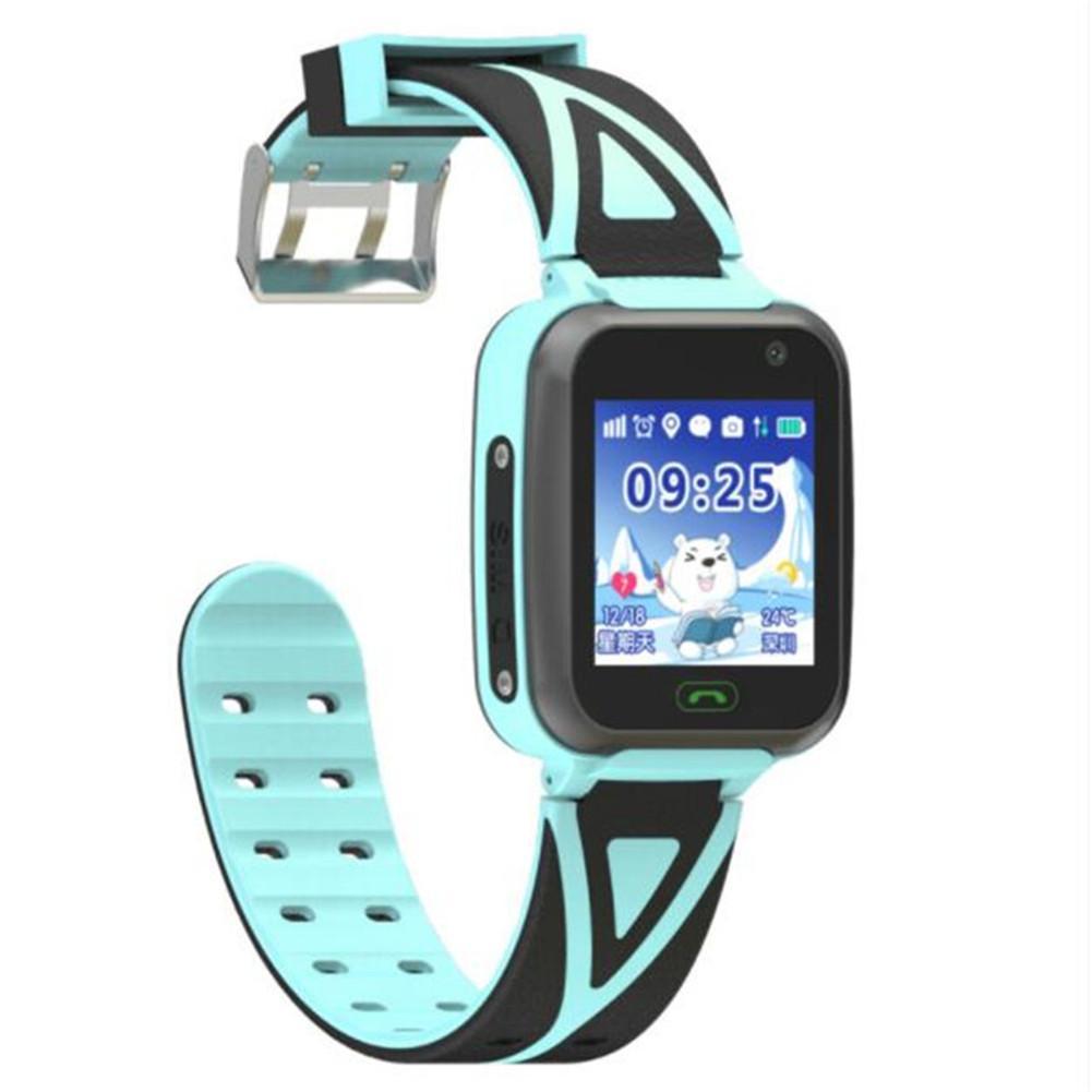 89597b11981f91 TD16 Children Smart Watch GPS Tracker Waterproof IP67 HD 1.44