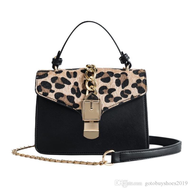 e5c630860730 Small Leopard Print Flap Bags For Women 2019 Leather Mini Handbag Ladies  Shoulder Bag Lady Messenger Crossbody Hand Bag #193611 Luxury Handbags Red  Handbags ...