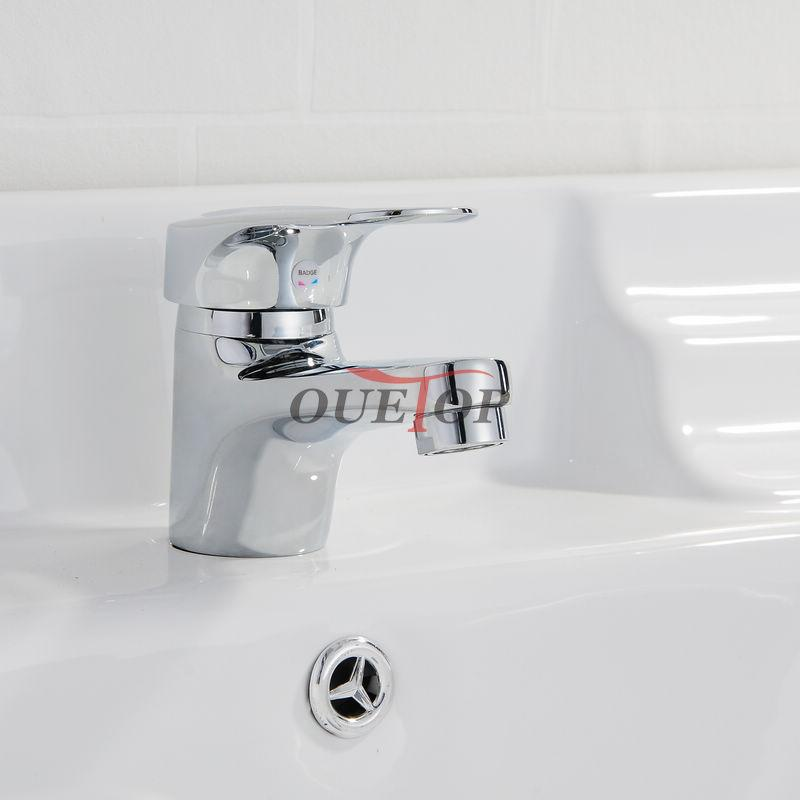 Mini Vessel Bathroom Sinks.2019 Classic Mini Stylish Elegant Bathroom Basin Faucet Brass Vessel