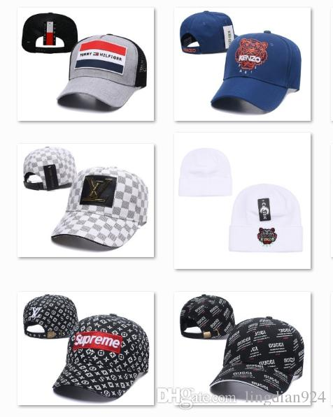 53cfecce Luxury Baseball Hats Box Logo Embroidered Snapback Mens Designer Golf Caps  Cheap Tiger head Embroidered For Men Skull PP Caps DF14G6
