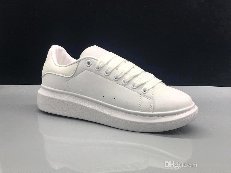 1c61d9244bc8f Acquista New Mens Womens Sneakers Designer Luxury Oversized White Platform Scarpe  Classiche Casual Casual Sport Scarpe Da Ginnastica Scarpe Da Ginnastica A  ...
