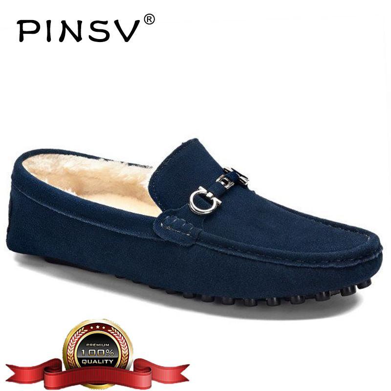 Hombre Zapatos Winter Sheos 46 Mocasines 38 Tamaño Sin Compre qwOnx40