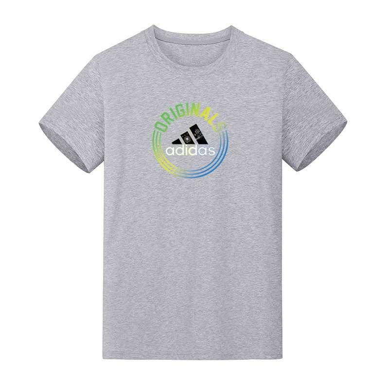 2019 summer New Production T-shirt new men's short sleeves, cotton, fast-drying, non-wrinkle, suitable for personal wear, fashion trends