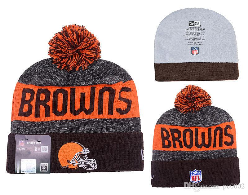 629d451f9 Men s Cleveland Browns New Purple 2018 Sideline Cold Weather ...