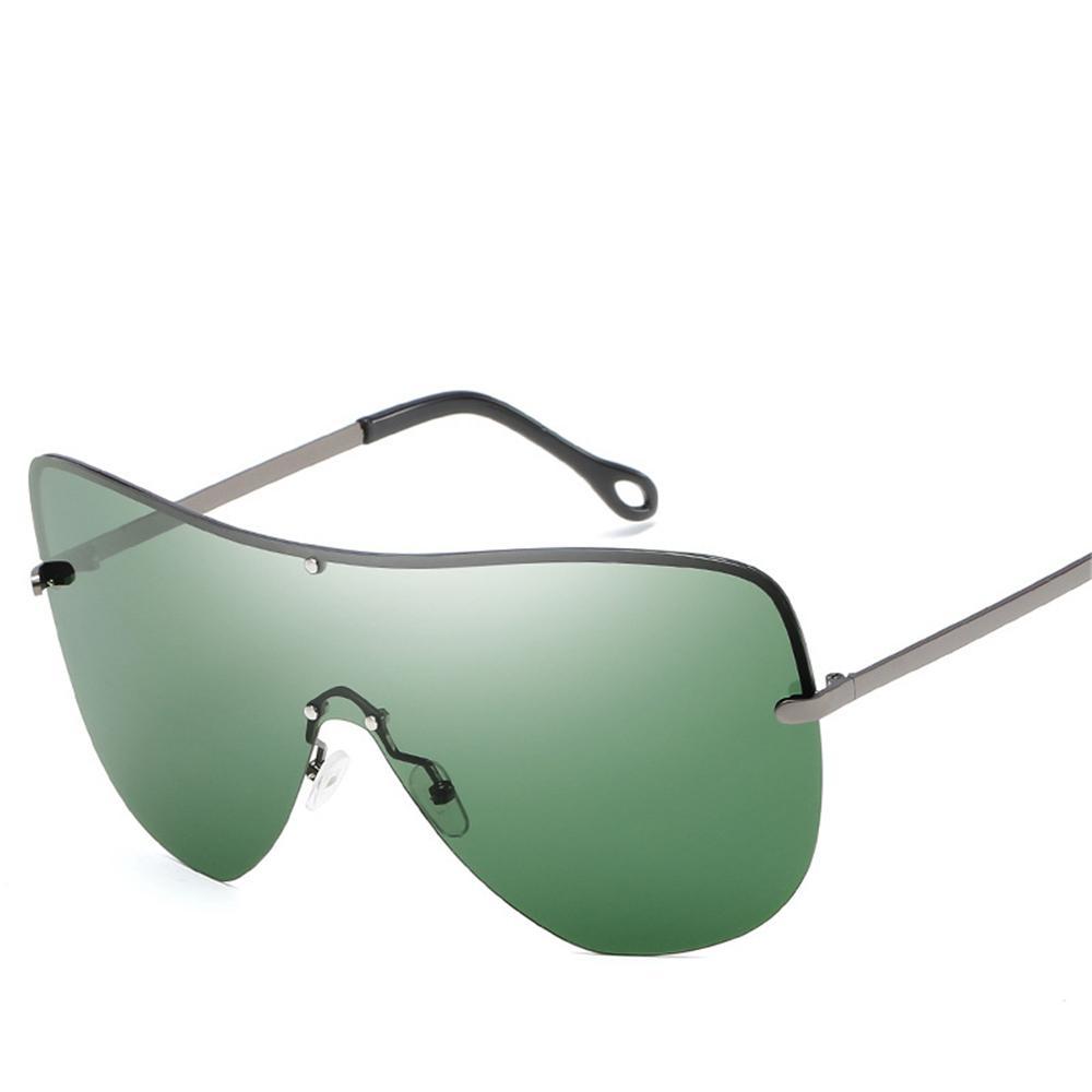 2029ab40bbd22 Compre Mais Novo Esporte Goggle Óculos De Luxo Mulheres Homens Marca Polarizada  Óculos De Sol Full Frame Retro Óculos De Proteção UV De Alta Qualidade Ao  Ar ...