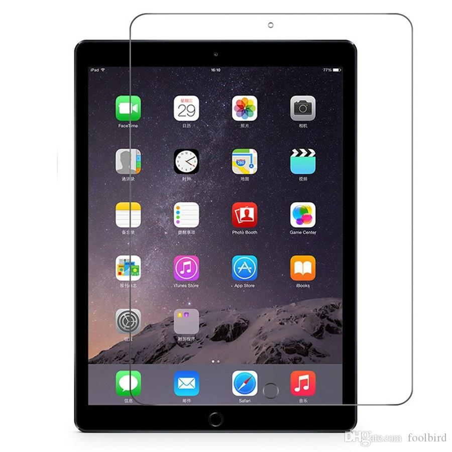 9H Clear Protective Tempered Glass For ipad 2 3 4 5 6 Screen Protector film HD