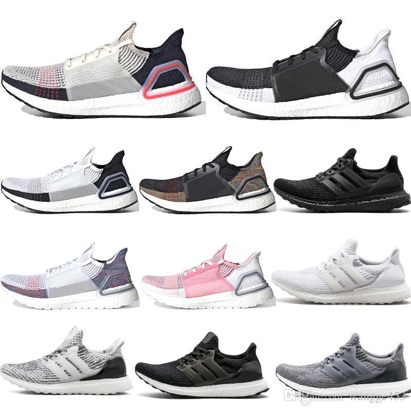 70237652 Compre Nuevo Ultra Boost 19 5.0 Para Hombre Zapatillas Negro Blanco  Ultraboost 3.0 4.0 Para Zapatillas De Deporte Deportivas Para Mujer  Diseñador 36 47 A ...