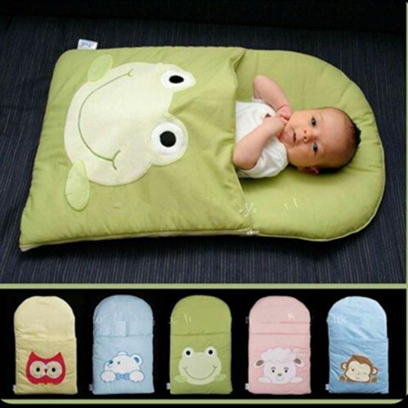Grosshandel Frosch Neugeborenen Schlafsack Schlafsack Winter