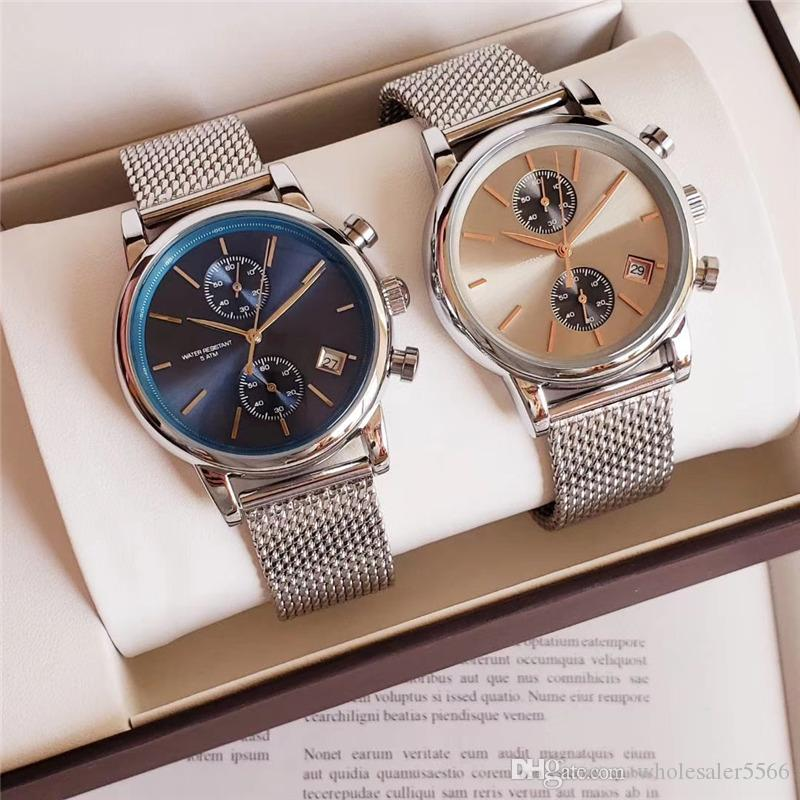 4da2cd13d83 Water Resistant Aaa Luxury Mens Watch 40mm Quartz Top Brand Men Watch AAA  Luxury Watches Relogio All Pointers Work Relogio Mens Watches Luxury Watch  Online ...