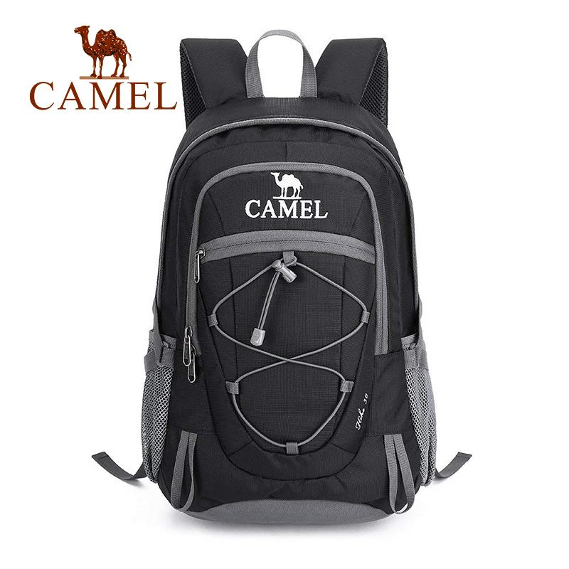 CAMEL 30L 40L Multifunction Waterproof Climbing Hiking Backpack Rain Cover Bag  For Men And Women Sport Outdoor Bike Bag Backpacks For School Laptop ... 11007cb64d36c