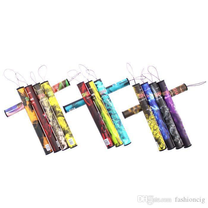 시샤 펜 Eshisha 일회용 전자 담배 시샤 시간 E의 CIGS 500 퍼프 41 종류의 물 담뱃대 펜 DHL EC029