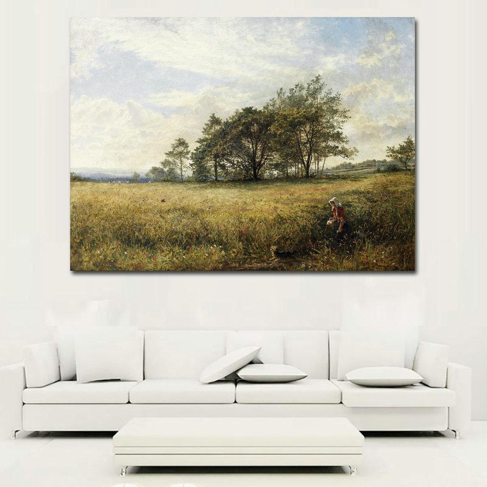 Acheter Wall Art Hd Prints Peinture Sur Toile Moderne Nature Paysage