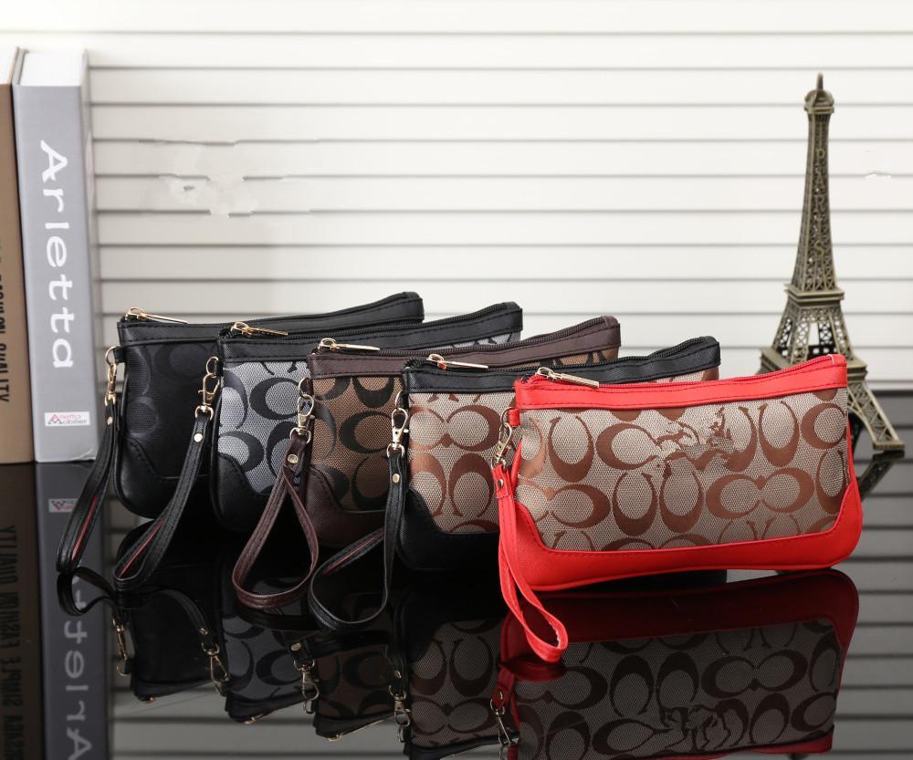29da9515c3126 Großhandel Casual Style Luxus Berühmte Designer Top Qualität Marke Kupplung  Geldbörse Handtasche Frauen Mode Abendtaschen Klassische  Aufbewahrungstaschen ...