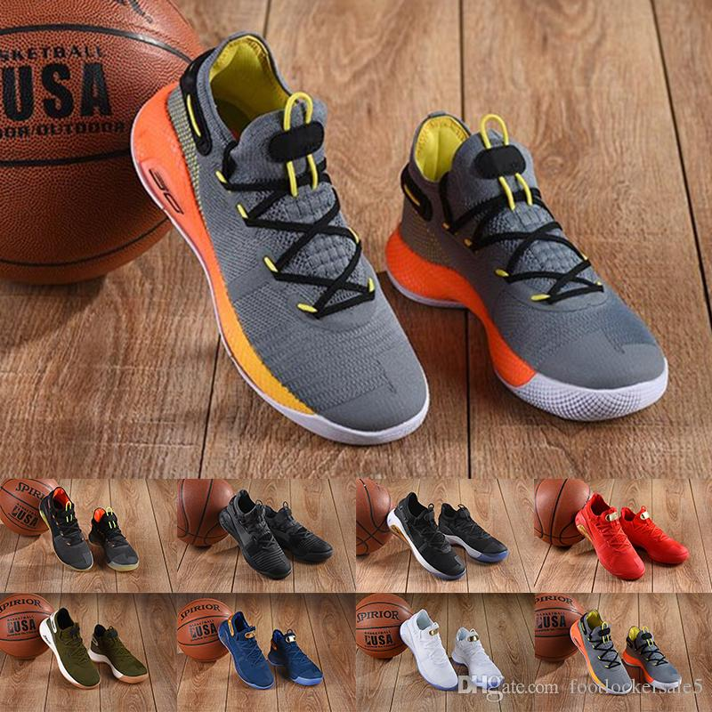 6934017caa30 2019 2019 Playoff FMVP Stephen Curry 6 Mens Mesh Basketball Shoes ...
