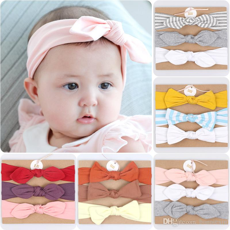 70947 8inch New Style HAIR BOW With Card And  Card Baby Girl Children Hair  Accessories Hair Belt Headbands Cute Baby Girl Hair Accessories Hair  Accessories ... cdc950abac6
