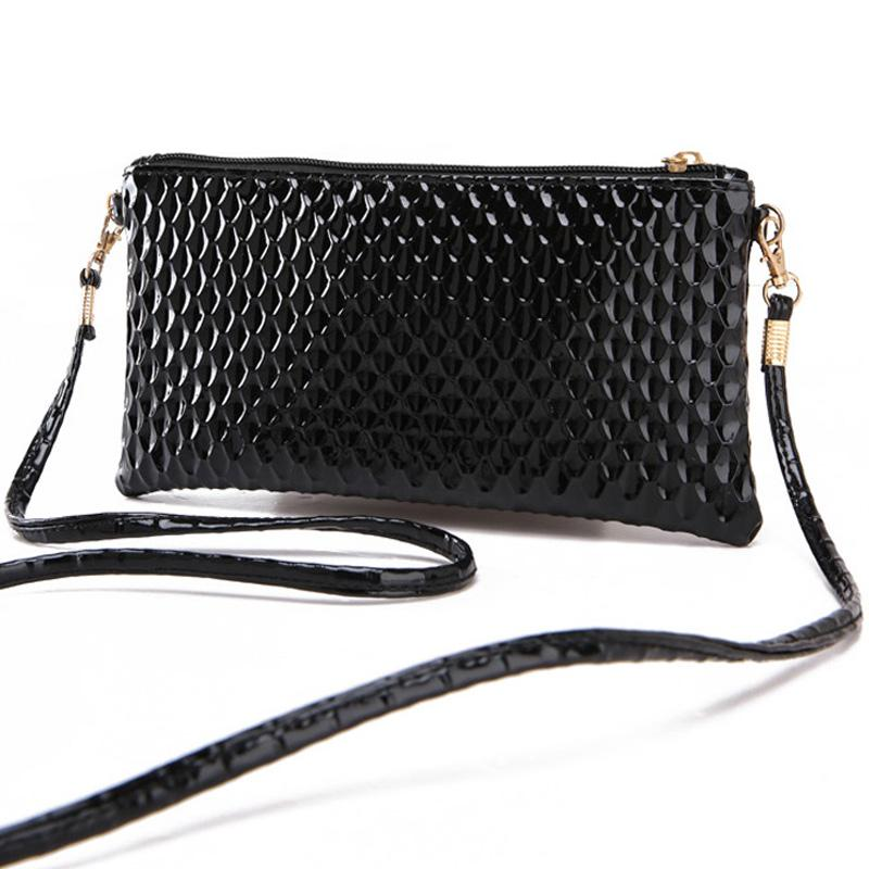 aa4a4a41b36a Fashion Color Women Small Shoulder Bags High Quality Soft Leather ...