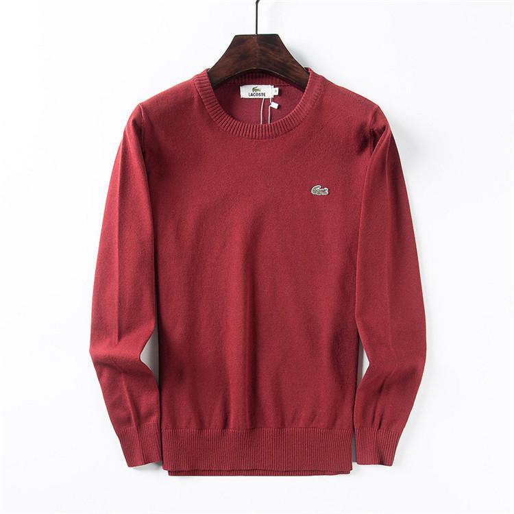 Compre 2018 Moda Ocio Nuevo Patrón Hombres Desgaste Suéter Tejido Hombre  Otoño E Invierno Sudadera A  34.93 Del Springbranches  0112678becf8