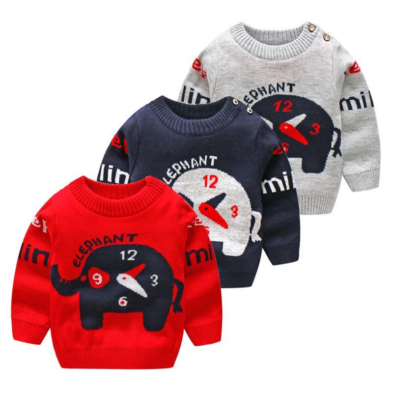 cae319899 Mochenchengautumn Spring Kids Sweater Cotton 2018 New Style Cartoon ...