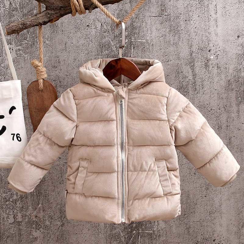 98c0c721b11b Good Quality Baby Boys Girls Winter Coat Snowsuit New Children ...