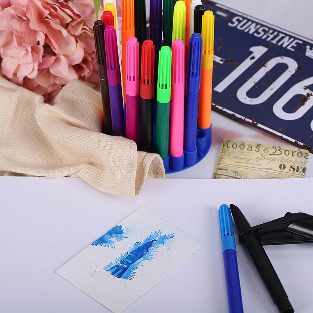 2019 cute color changing pens drawing art set chic beautiful eraser pen from georgely 21 17 dhgate com