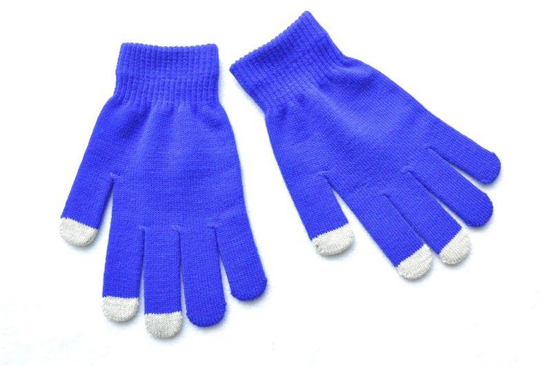 Unisex Touch Screen Gloves Knit Wool Winter Warm Touch Gloves Christmas Gift Gloves For iPhone iPad 12 Styles Free Shipping H924Q