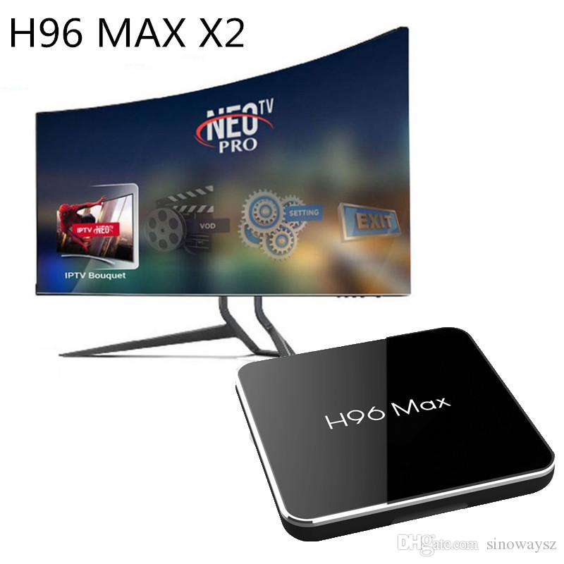 Best France NEOTV IPTV Abonnement H96 MAX Android Tv Box 4500 livetv and  3500 vod arabic Canada USA Lation Indian Dutch ip tv