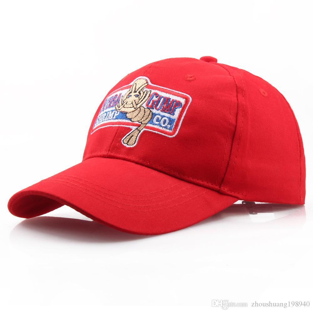 New BUBBA GUMP Cap SHRIMP CO Truck Baseball Cap Unisex Snapback Caps Hat  Forrest Gump Hat Outdoor Sports Hats Casual Caps Baseball Caps For Women Caps  Hats ... 34abf83d80b