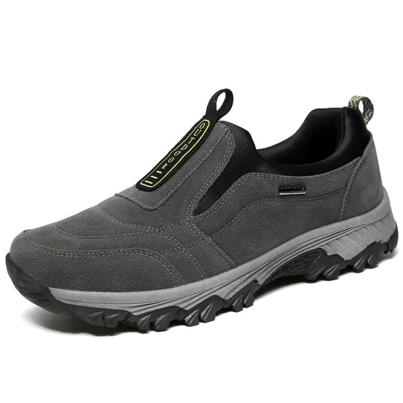 Escalar De Deporte Trekking Cordones Cuero Para Zapatillas Hombre Deportivas Sin Senderismo Zapatos Gamuza TFJ13lK5uc