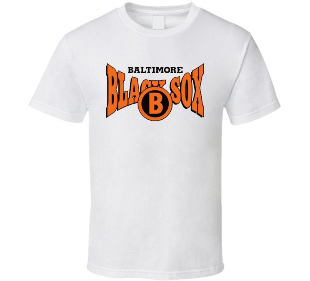 0bf3a6d0 Baltimore Black Sox Negro League Baseball T ShirtFunny Unisex Casual Top  Good T Shirt Design Latest T Shirt Design From Afterlightclothing, $12.96|  DHgate.