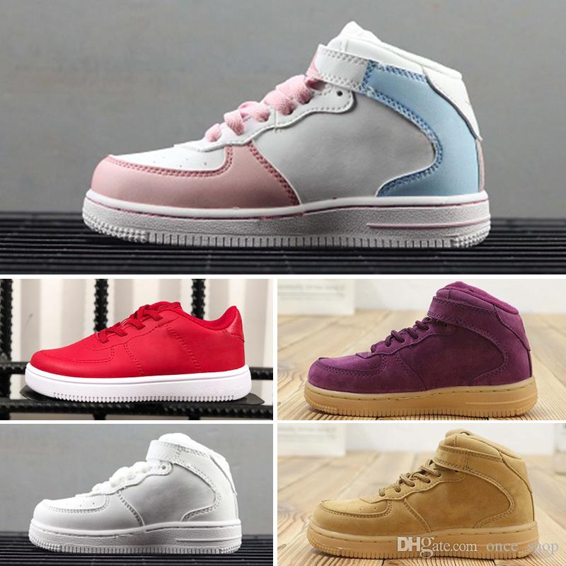 2air force 1 bambino