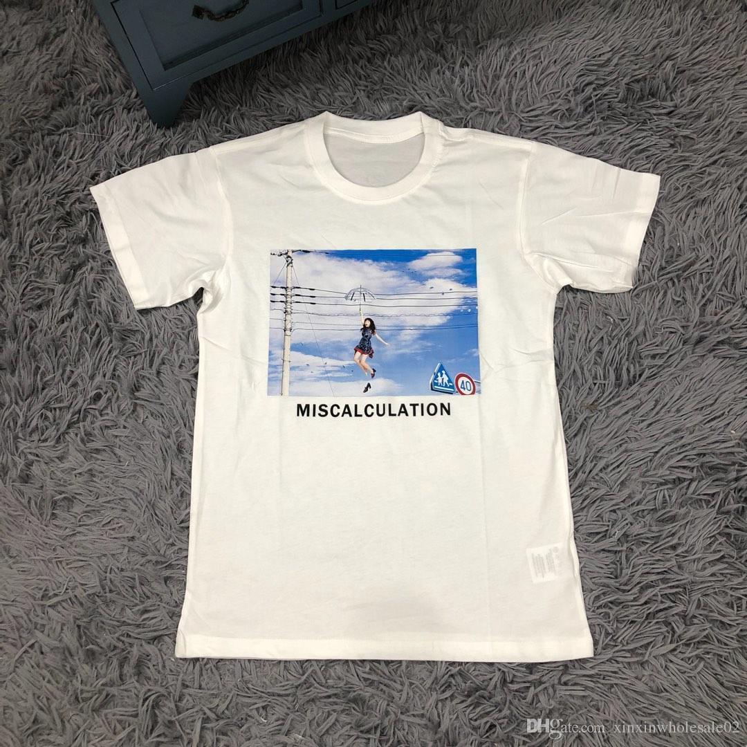 2019 Lujo Manga Hombre Ropa Mujeres La Corta Para Sky Animados Camisetas Dibujos Imprimir Camisas De Hombres Etiqueta Little Girl xBoedC