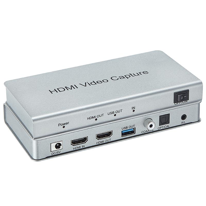 1080P HDMI to usb 3 0 video capture compatible with OBS/Douyu/Taobao game  capture recording
