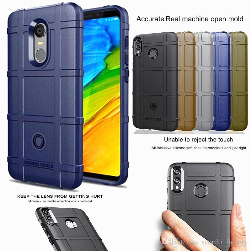 Hybrid Defender Rugged Shield Cases For Huawei Y9 2019 Mate 20 P20