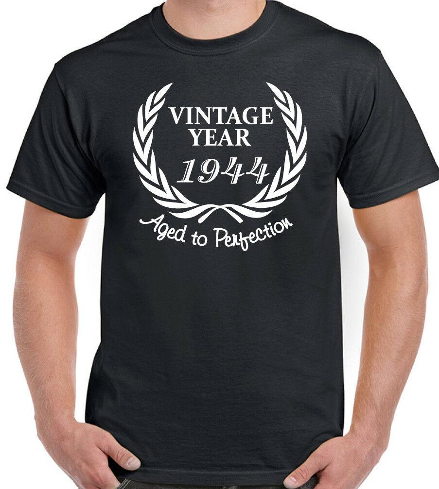 Wreath 1944 Mens Funny 75th Birthday T Shirt 75 Year Old Gift Present Designers Business From Happytime89 1148